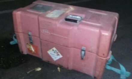 Recuperan fuente radiactiva en Guanajuato