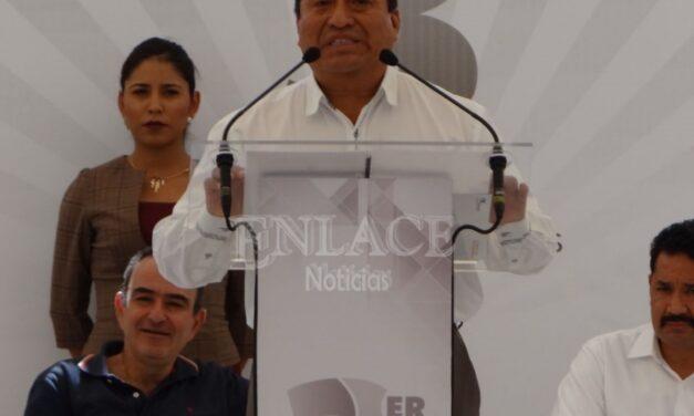 Jesús Castro Ramales rinde su Tercer Informe de Gobierno