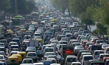 La Ciudad de México ocupe primer lugar en congestionamiento de tráfico  en el mundo