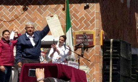 López Obrador en Puebla #GabrielSánchezAndraca