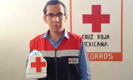 Inició colecta anual de Cruz Roja Izúcar de Matamoros
