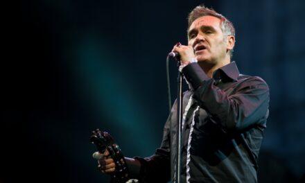 Morrissey regresa a Puebla
