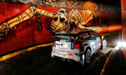 Rally Guanajuato llega a la CDMX