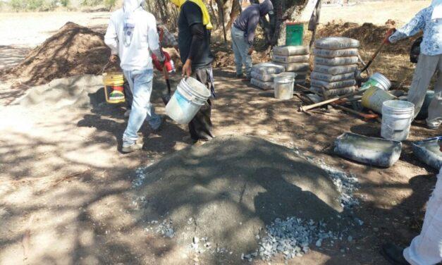 En Chiautla inició segunda etapa de ampliación de alcantarillado sanitario