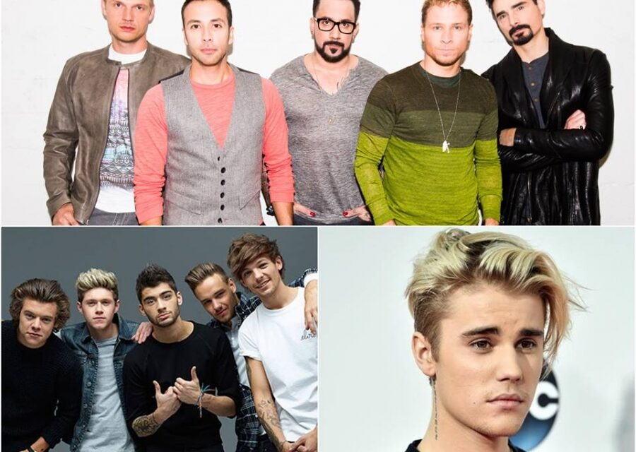 Backstreet Boys arremeten contra One Direction y Justin Bieber