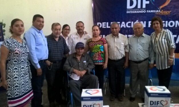 Ayuntamiento y DIF de Chiautla de Tapia trabajan por el bienestar de los ciudadanos