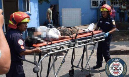 Atropellaron a 13 estudiantes durante manifestación en Guatemala