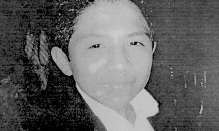 Se busca a Daniel Capilla Martínez de 14 años