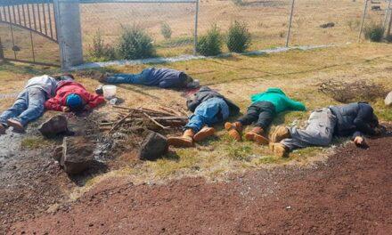 Fueron halladas siete personas sin vida en Michoacán