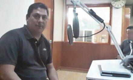 Periodistas exigen regreso con vida del periodista Salvador Adame