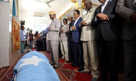 Fue asesinado ministro somalí tras ser confundido por un terrorista