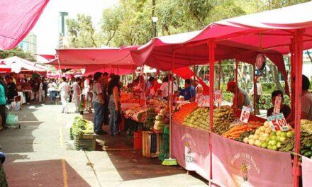 División del tianguis de Huehuetlán genera pérdidas económicas a comerciantes