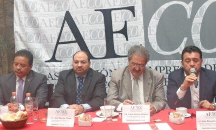AECO pide al gobierno una mayor participación en obras