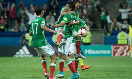México vs Alemania y Portugal vs Chile en la semifinales de la Confederaciones