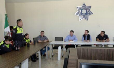 El Alcalde Luis Banck se reunió con Personal del C5 a fin de Identificar Medidas para el mejorar la Respuesta al Público