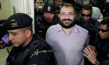Acepta Duarte ser extraditado a México