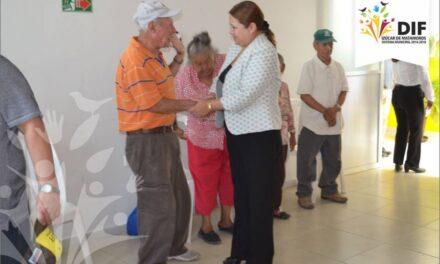 En DIF brindamos a la ciudadanía servicios de calidad: Carmelita Lezama