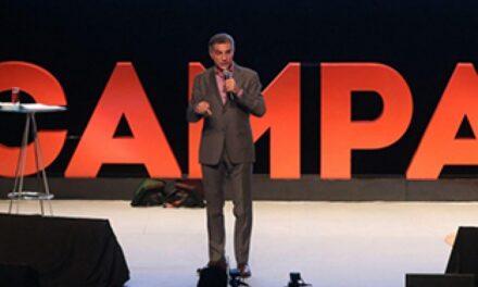 Participó Tony Gali en  Campaign Tech México