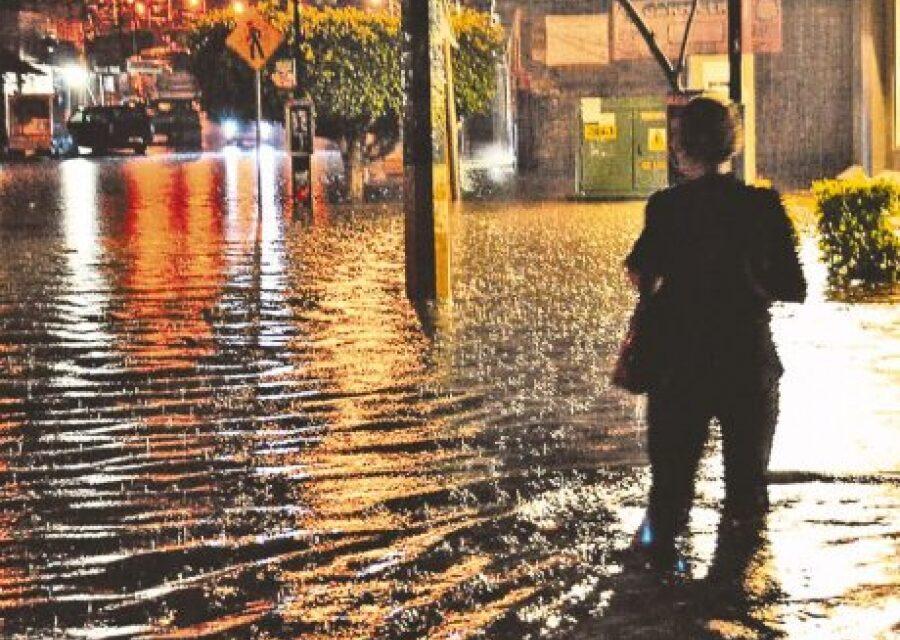 Un muerto y dos poblados incomunicados han dejado lluvias en Morelos