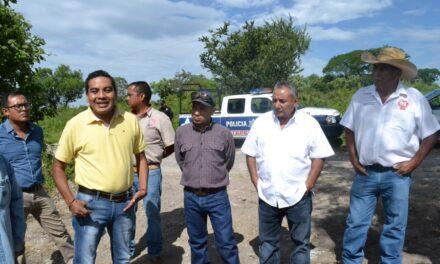 Ayuntamiento de Tepeojuma invierte un millón de pesos en canal de riego