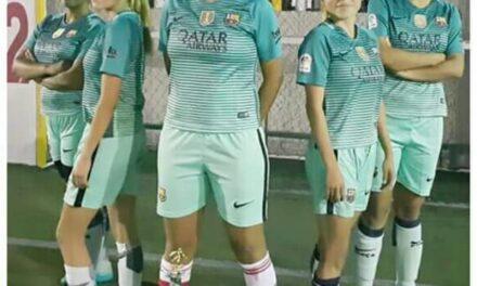 Equipo Barcelona de la colonia Cruz Verde se coronó campeón
