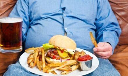 Alimentos dañinos para la  salud
