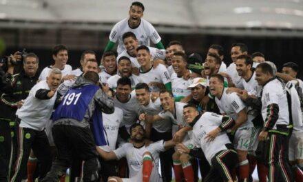 México consiguió su pase al Mundial de Rusia 2018