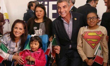 """Dinorah López  y Tony Gali se suman a la campaña """"México de Pie"""""""