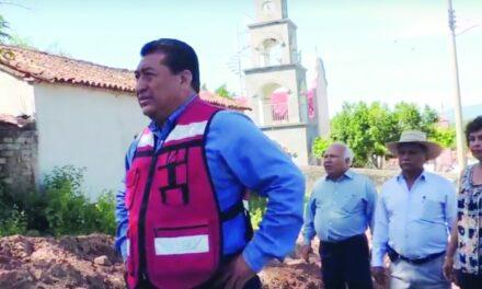 En Chiautla siguen entregando apoyos a los ciudadanos