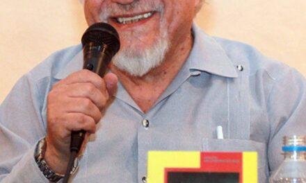 La literatura no es profesión, ni negocio. Es destino: Agustín Monsreal en la BUAP