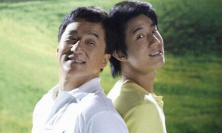 Jackie Chan no heredará a su hijo su fortuna, todo será para la beneficencia