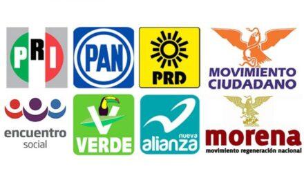 Más de 338 mdp a partidos políticos en Puebla para elecciones de 2018