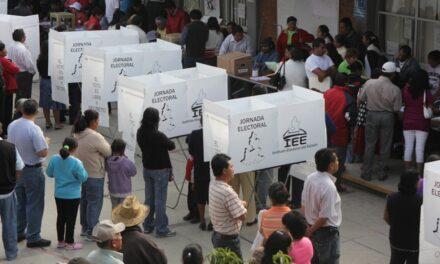 Se instalarán siete mil casillas para votar en Puebla en el 2018