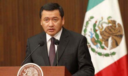 Reclaman a Osorio Chong por la inseguridad que se vive en México