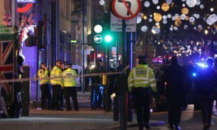 Se registra atentado en estación del metro en Oxford Circus