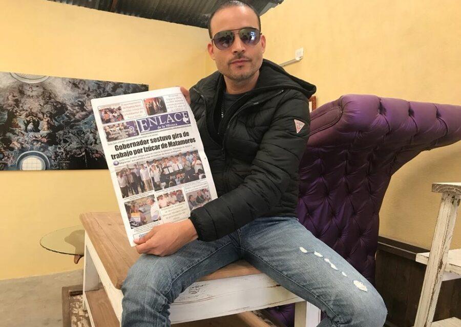 Germán Montero lanza tema Navideño