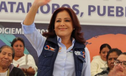 Dinorah López refuerza programas en apoyo a familias afectadas por el 19-s
