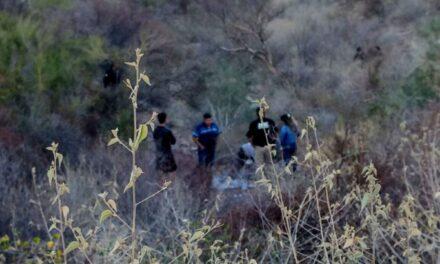 Hallan fosa clandestina en Sonora con 144 piezas óseas