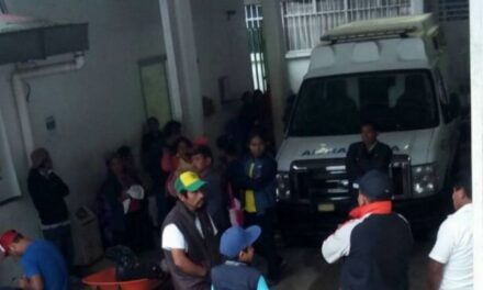 Derrumbe en mina de Chiapas dejó dos  heridos
