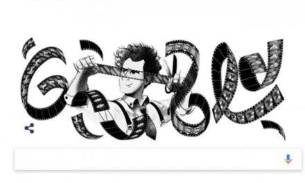 Google dedica su doodle Sergei Eisenstein, el padre del montaje en el cine