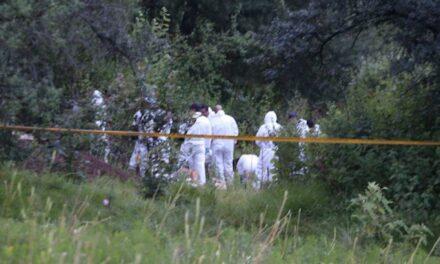 Localizan al menos 29 cuerpos en fosas de Nayarit