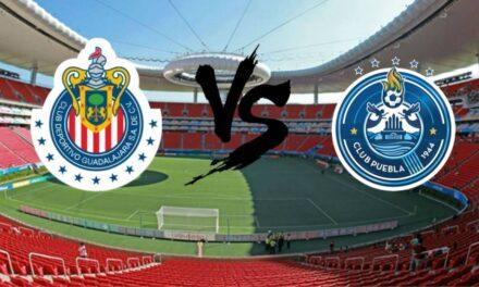 Hoy, Club Puebla vs Chivas