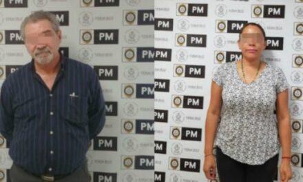 Arrestan a dos 2 ex funcionarios de la Fiscalía de Veracruz, por ocultar cuerpos