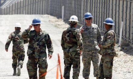 SRE informó que militares de EU no portarán armas en frontera con México