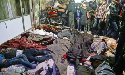 Más de 100 muertos dejó ataque químico en Siria