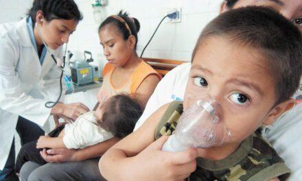 Incrementan enfermedades  respiratorias por la contaminación