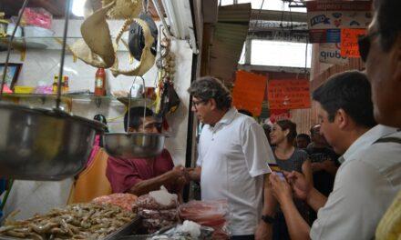 Vega Rayet inicia recorridos en Izúcar