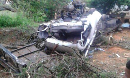 Trágico accidente vehicular dejó 11 muertos y 16 heridos