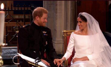 """De actriz a """"Duquesa de Sussex"""""""