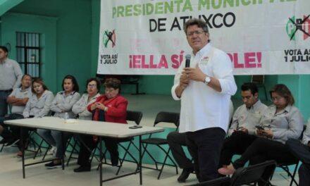 El Valle de Atlixco y la  Mixteca merecen ser cuidados y preservados: Vega Rayet